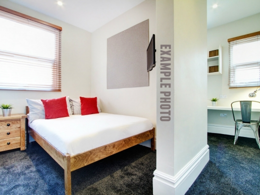 9 St Kilda Road 6 Bedroom London Student House Bedroom 2