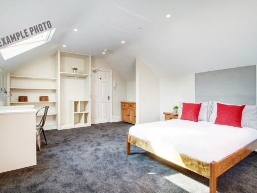 9 St Kilda Road 6 Bedroom London Student House Bedroom 3