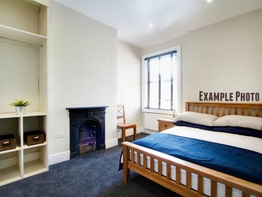 9 St Kilda Road 6 Bedroom London Student House Bedroom 1