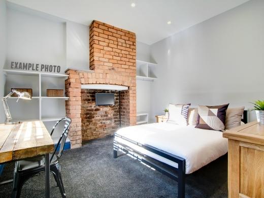 9 St Kilda Road 6 Bedroom London Student House Bedroom 4