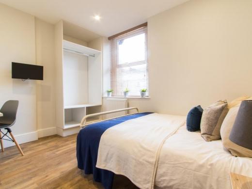 20 Prospect Street Lancaster Student House Bedroom 2