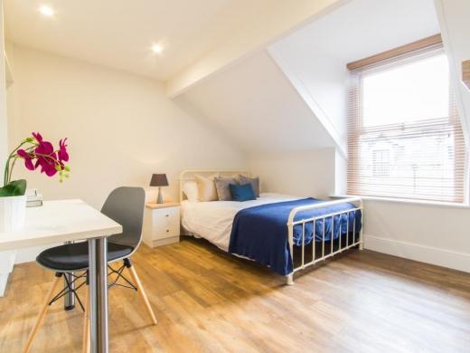 20 Prospect Street Lancaster Student House Bedroom 4