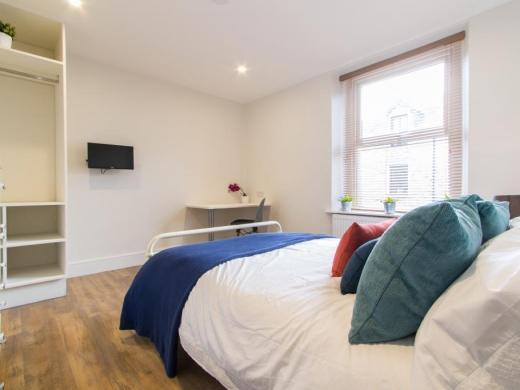 20 Prospect Street Lancaster Student House Bedroom 3