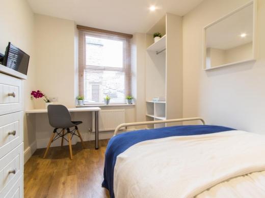 20 Prospect Street Lancaster Student House Bedroom 1
