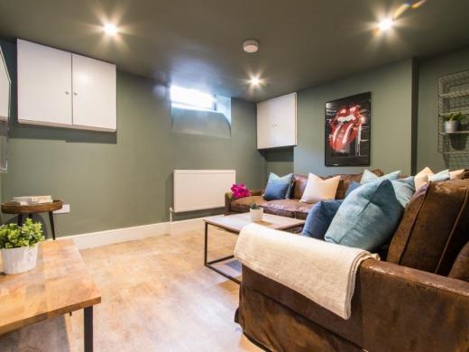 20 Prospect Street Lancaster Student House Lounge