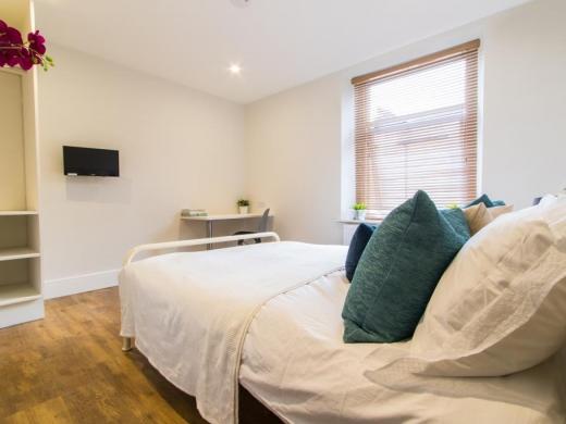 22 Prospect Street Lancaster Student House Bedroom 3