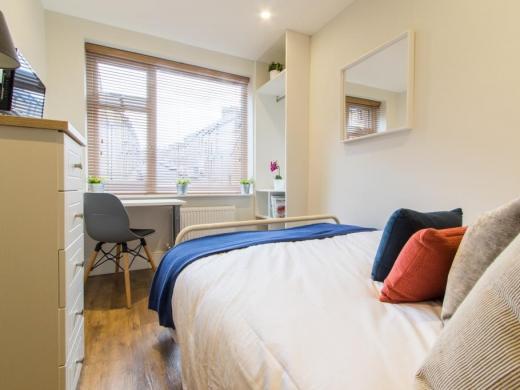22 Prospect Street Lancaster Student House Bedroom 1