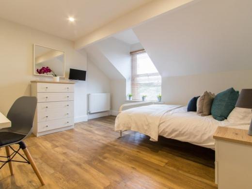 22 Prospect Street Lancaster Student House Bedroom 4