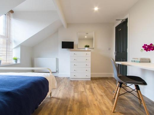 22 Prospect Street Lancaster Student House Bedroom 5