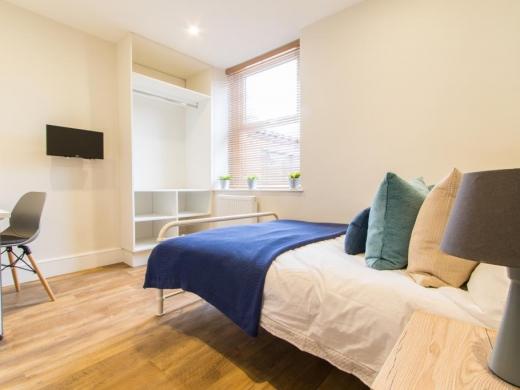 22 Prospect Street Lancaster Student House Bedroom 2