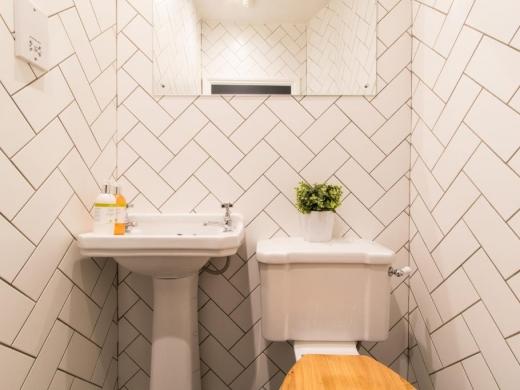 67 Fulford Road York Student House Bathroom