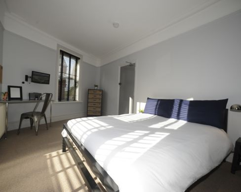 1 Iddesleigh Road 6 Bedroom Exeter Student House Bedroom 2
