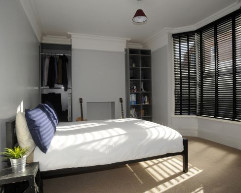 1 Iddesleigh Road 6 Bedroom Exeter Student House Bedroom 1