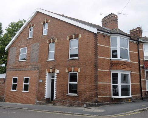 1 Iddesleigh Road 6 Bedroom Exeter Student House Exterior