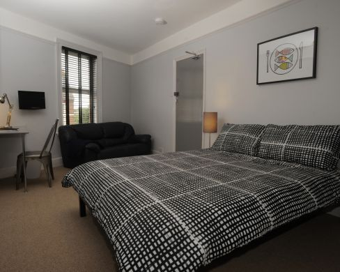 1 Iddesleigh Road 6 Bedroom Exeter Student House Bedroom 3