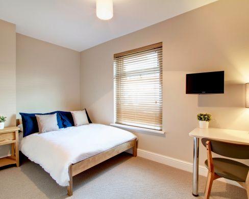 21 Mistletoe Street Durham Student House Bedroom 2