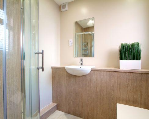 21 Mistletoe Street Durham Student House Bathroom
