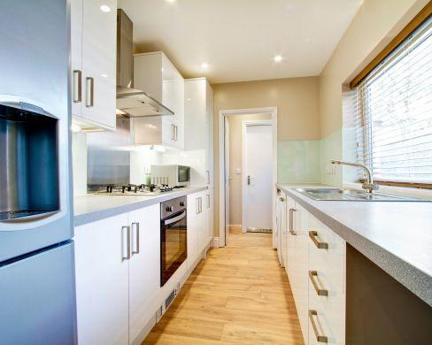 21 Mistletoe Street Durham Student House Kitchen 1