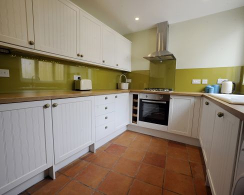 11 Old Tiverton Road 6 Bedroom Exeter Student House Kitchen