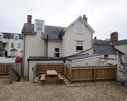 11 Old Tiverton Road 6 Bedroom Exeter Student House Exterior 2