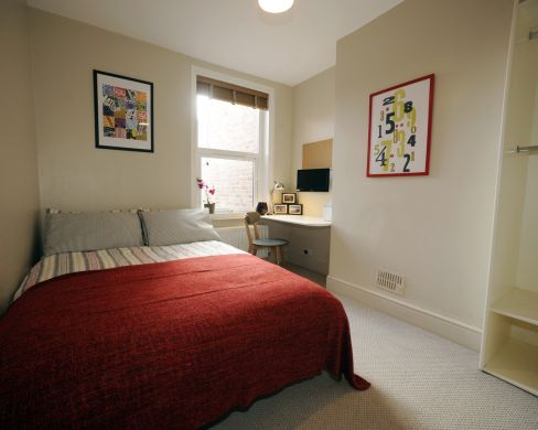 13 Mowbray Avenue 5 Bedroom Exeter Student House Bedroom 2