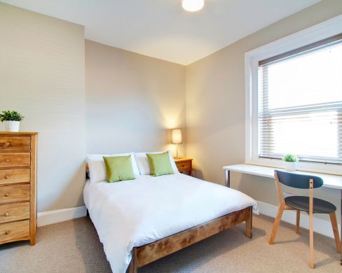 31 Lawson Terrace 3 Bedroom Durham Student House Bedroom 3