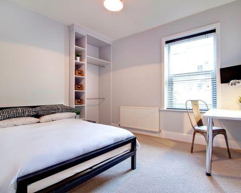 1 May Street 6 Bedroom Durham Student House Bedroom 2