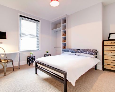 1 May Street 6 Bedroom Durham Student House Bedroom 1