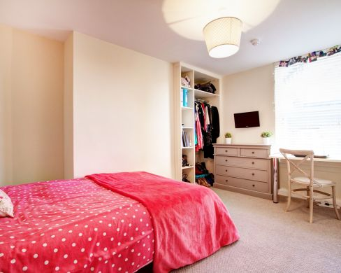 31 Sutton Street 5 Bedroom Durham Student House Bedroom 2