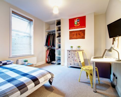 32 Sutton Street 4 Bedroom Durham Student House Bedroom 3