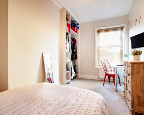 32 Sutton Street 4 Bedroom Durham Student House Bedroom 2