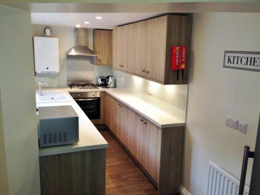 34 Sutton Street 6 Bedroom Durham Student House Kitchen