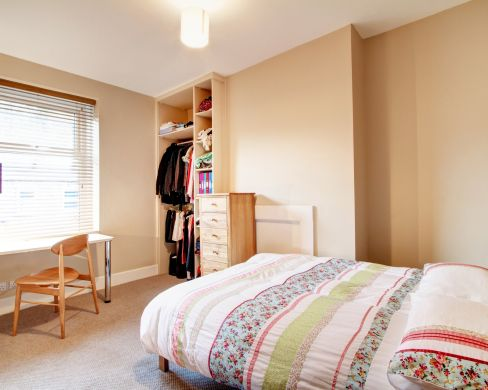 6 Sutton Street 4 Bedroom Durham Student House Bedroom 3