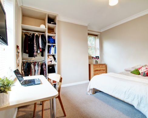 6 Sutton Street 4 Bedroom Durham Student House Bedroom 1