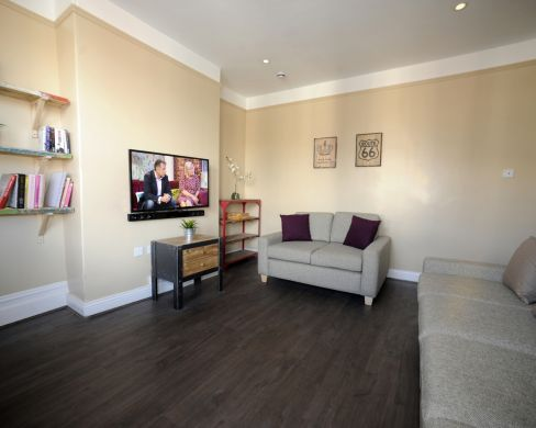 21 Mount Pleasant Road 6 Bedroom Exeter Student House Living
