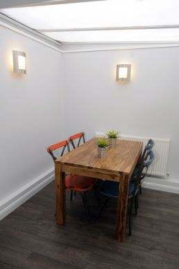 52 Howell Road 5 Bedroom Exeter Student House Dining Room