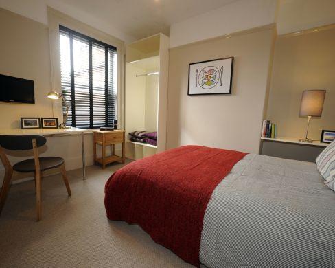 6 Victoria Street 5 Bedroom Exeter Student House Bedroom 2