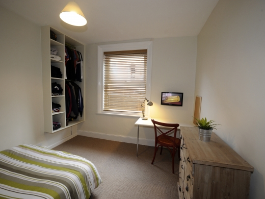 84 Victoria Street 4 Bedroom Exeter Student House Bedroom 2
