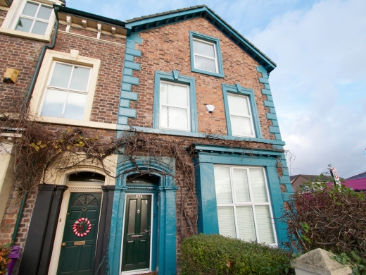 271 Smithdown Road 7 Bedroom Liverpool Student House Exterior