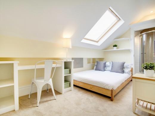26 Waterloo Road 10 Bedroom Nottingham Student House Bedroom 1