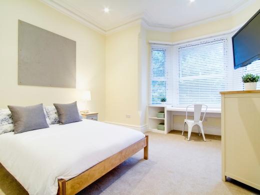 26 Waterloo Road 10 Bedroom Nottingham Student House Bedroom 7