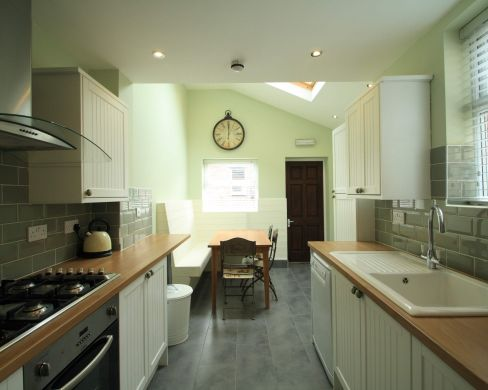 41 Douglas Road 7 Bedroom Nottingham Student House kitchen 1