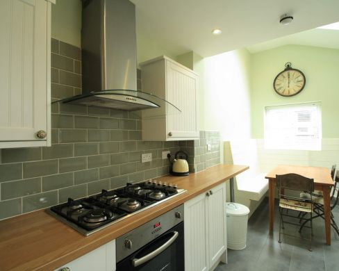 41 Douglas Road 7 Bedroom Nottingham Student House kitchen 2