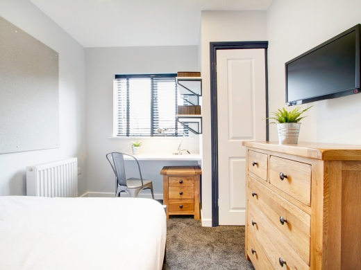76 Kimbolton Avenue 6 Bedroom Nottingham Student House bedroom 2