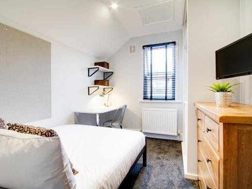 87 Kimbolton Avenue 6 Bedroom Nottingham Student House bedroom 5