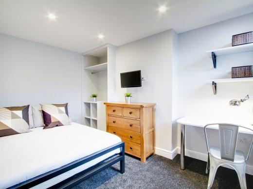 87 Kimbolton Avenue 6 Bedroom Nottingham Student House bedroom 4
