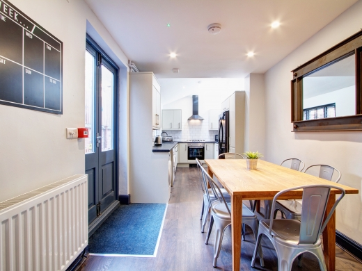 87 Kimbolton Avenue 6 Bedroom Nottingham Student House Dining Room