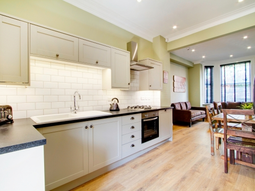 13 Cawdor Road 6 Bedroom Manchester Student House Kitchen