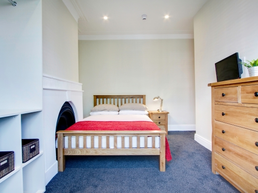 13 Cawdor Road 6 Bedroom Manchester Student House Bedroom 1