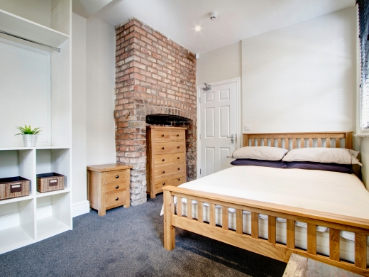 13 Cawdor Road 6 Bedroom Manchester Student House Bedroom 3